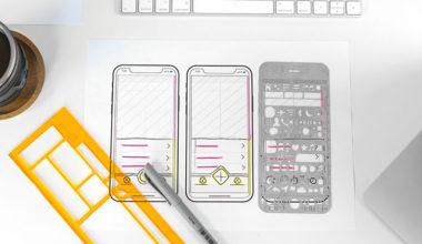 Wireframe designing