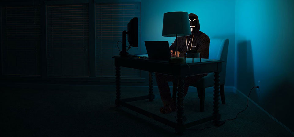 Designer code in a dark room