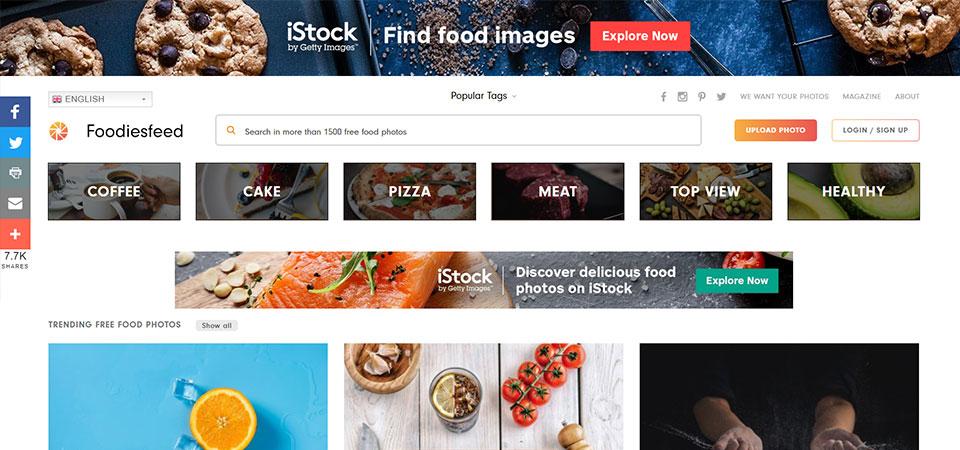 Foodiesfeed food stock photos