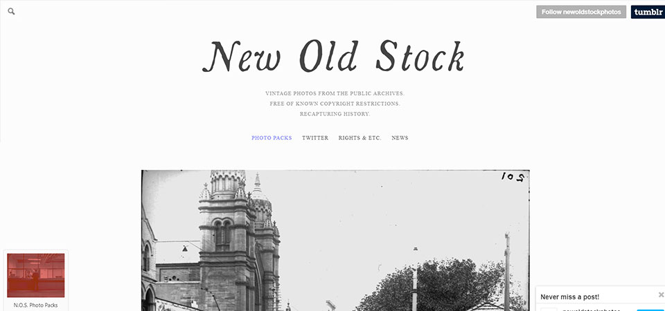 new old stock free photos
