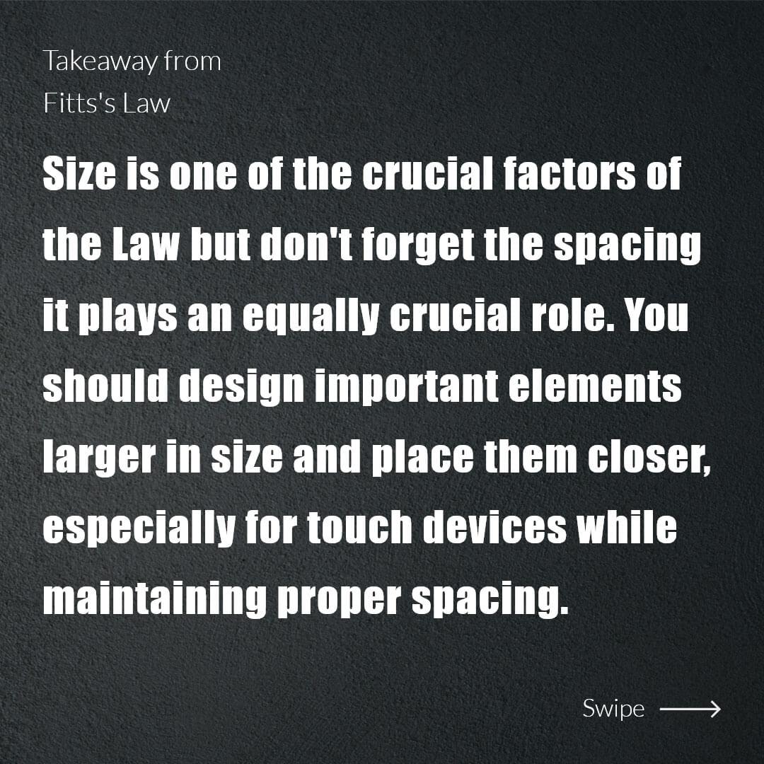 Law Takeaways