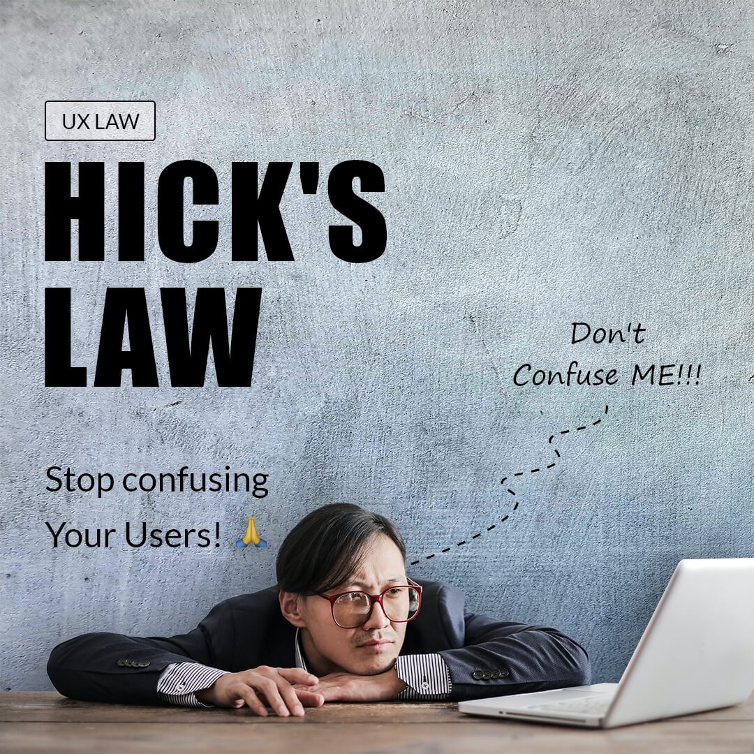 Explanation of Hick's Law