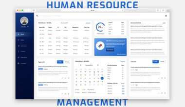 HRM tool for Management