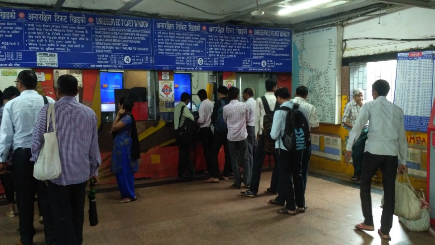 Local Ticket Counter